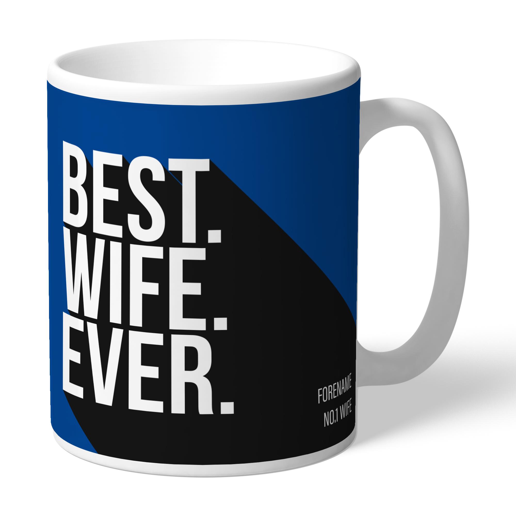Chelsea FC Best Wife Ever Mug