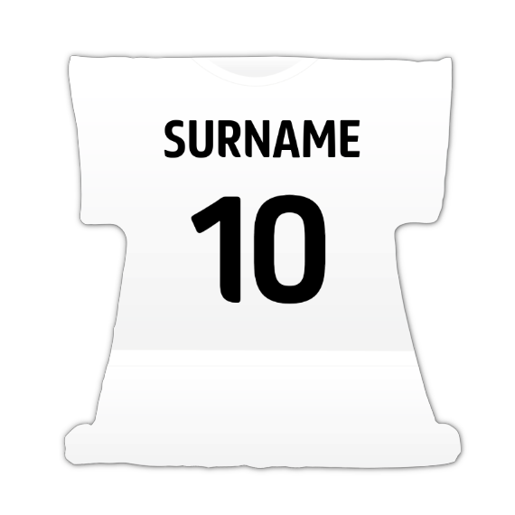 Derby County Kit Cushion