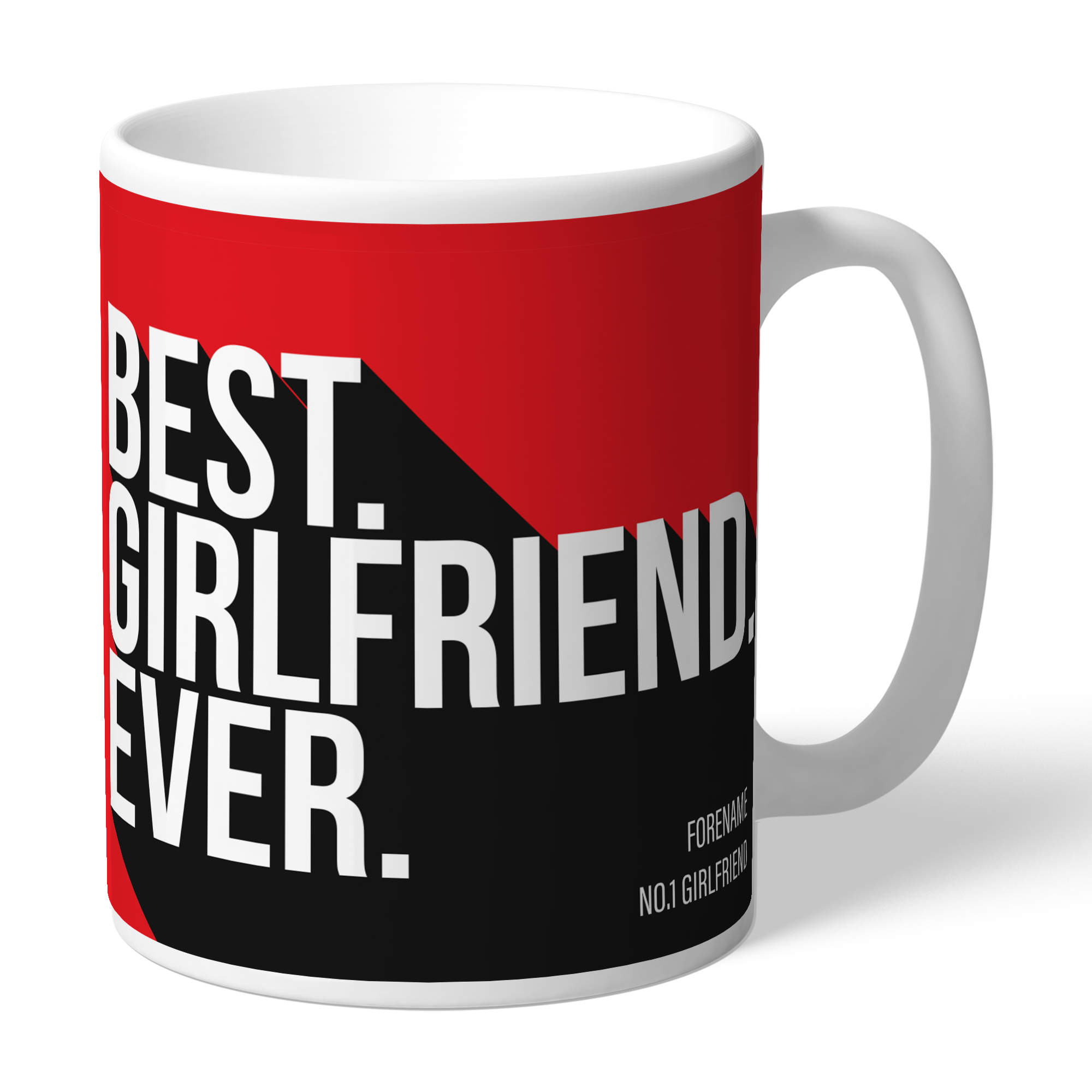 Liverpool FC Best Girlfriend Ever Mug