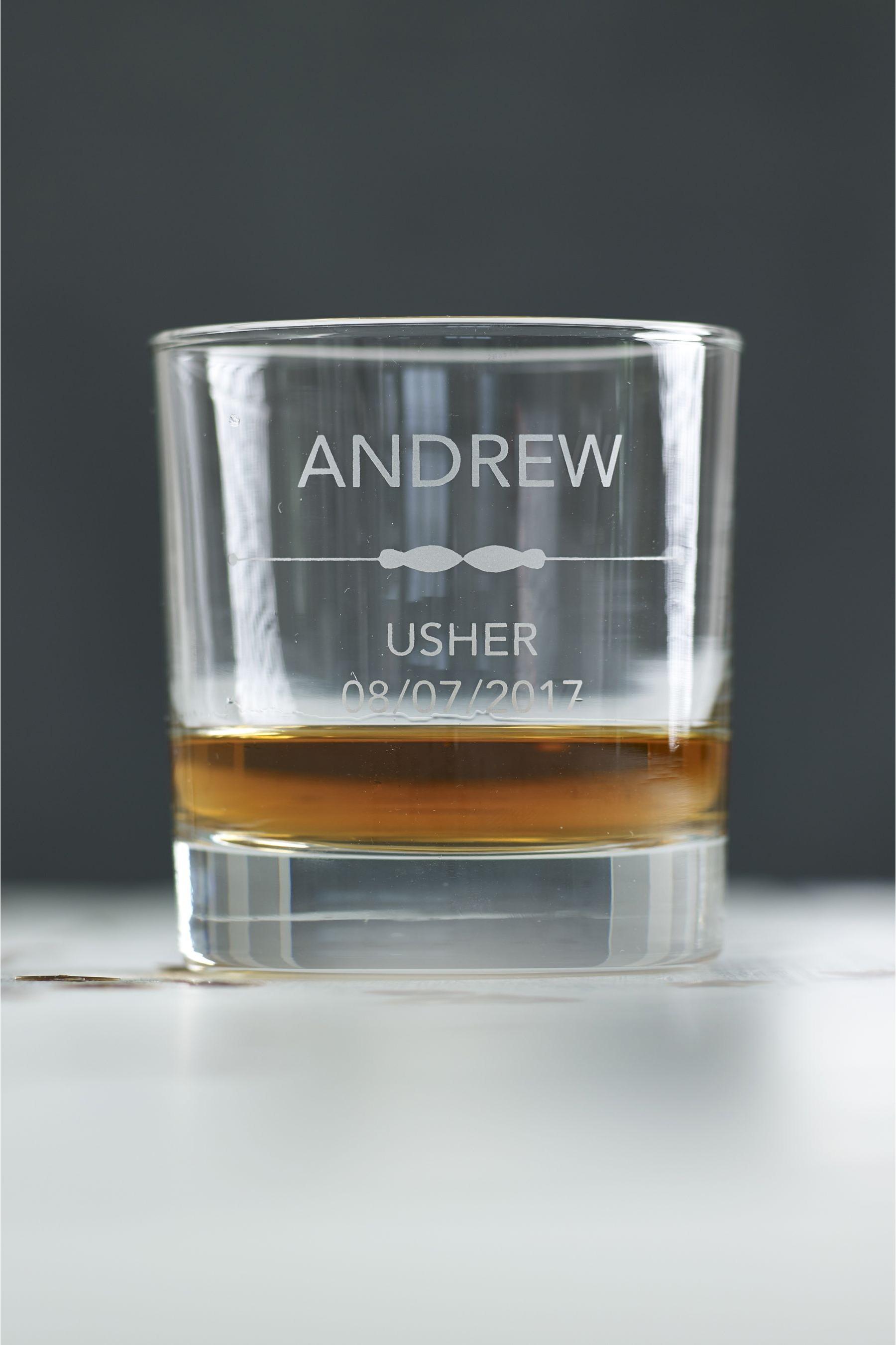 Personalised Tumbler Glass