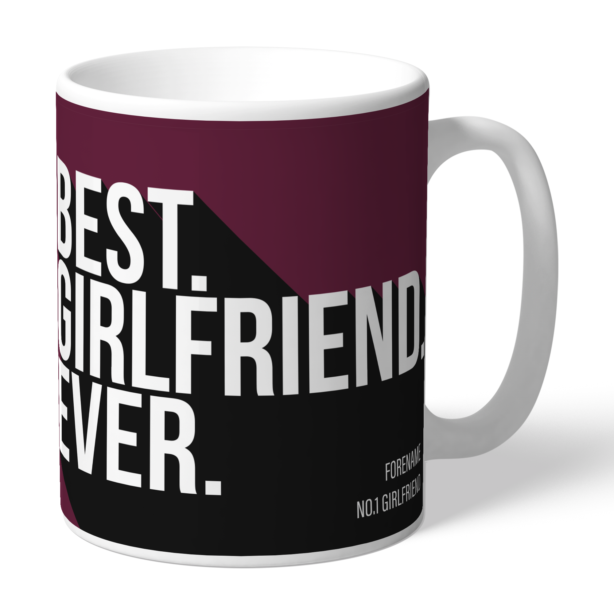 Burnley FC Best Girlfriend Ever Mug