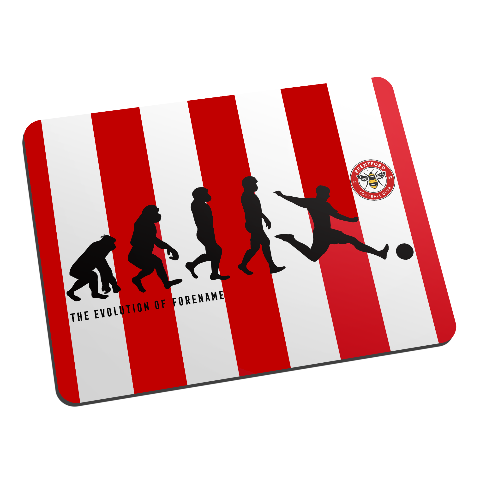 Brentford Evolution Mouse Mat