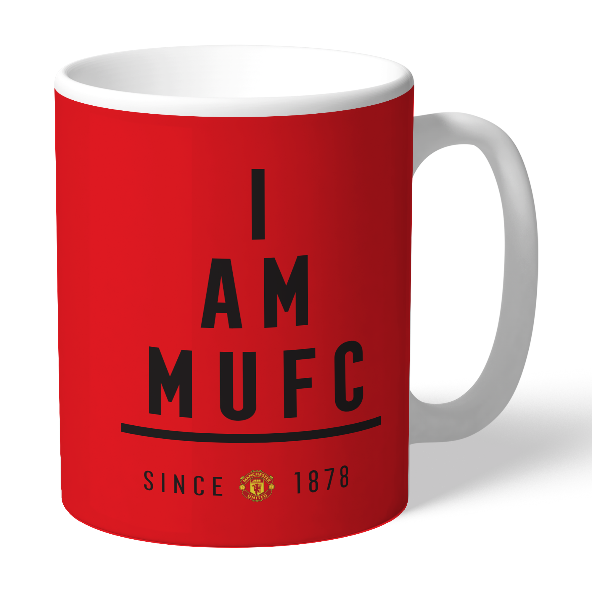 Manchester United FC I Am Mug