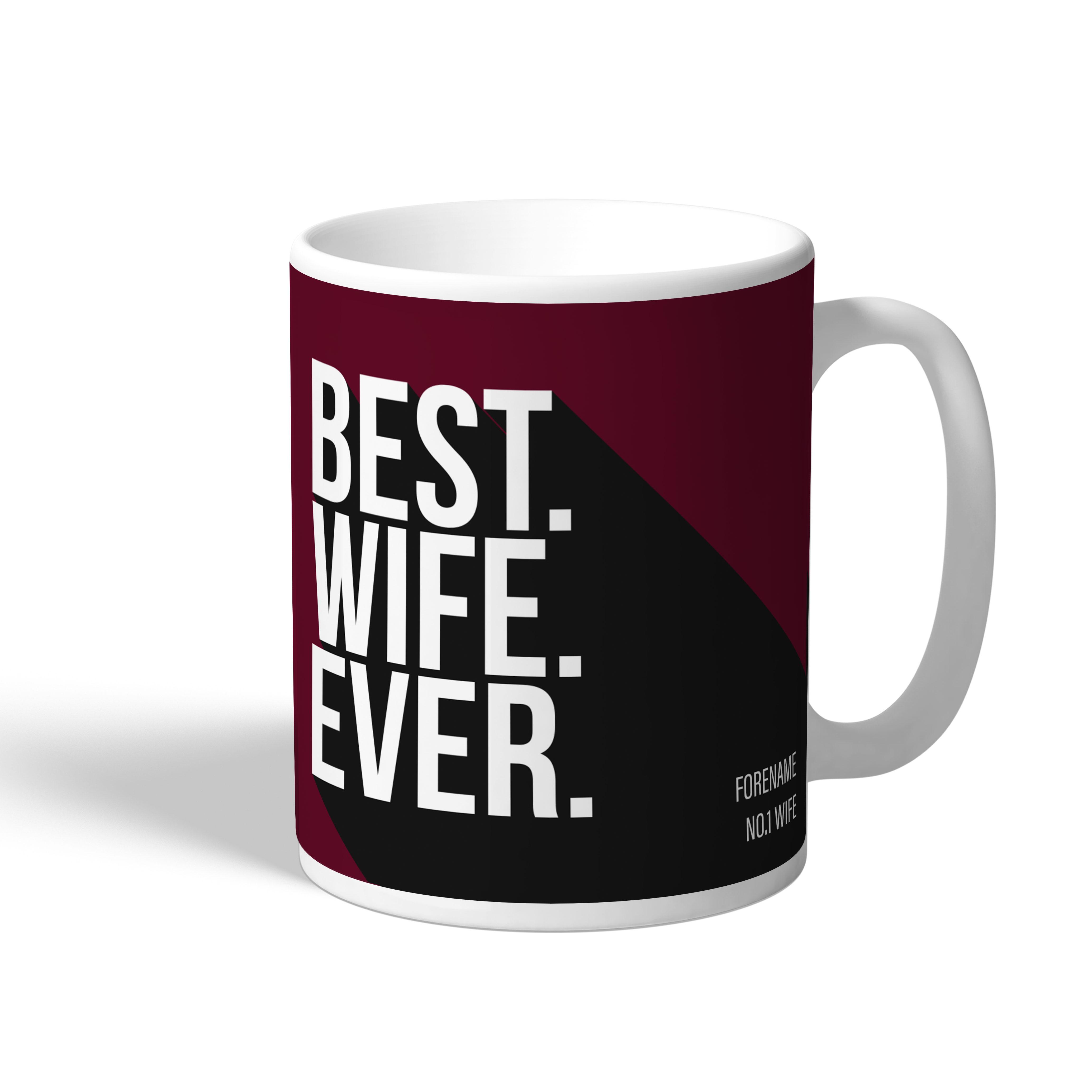 West Ham United FC Best Wife Ever Mug