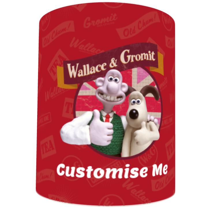 Aardman Wallace And Gromit Thumbs Up Mug