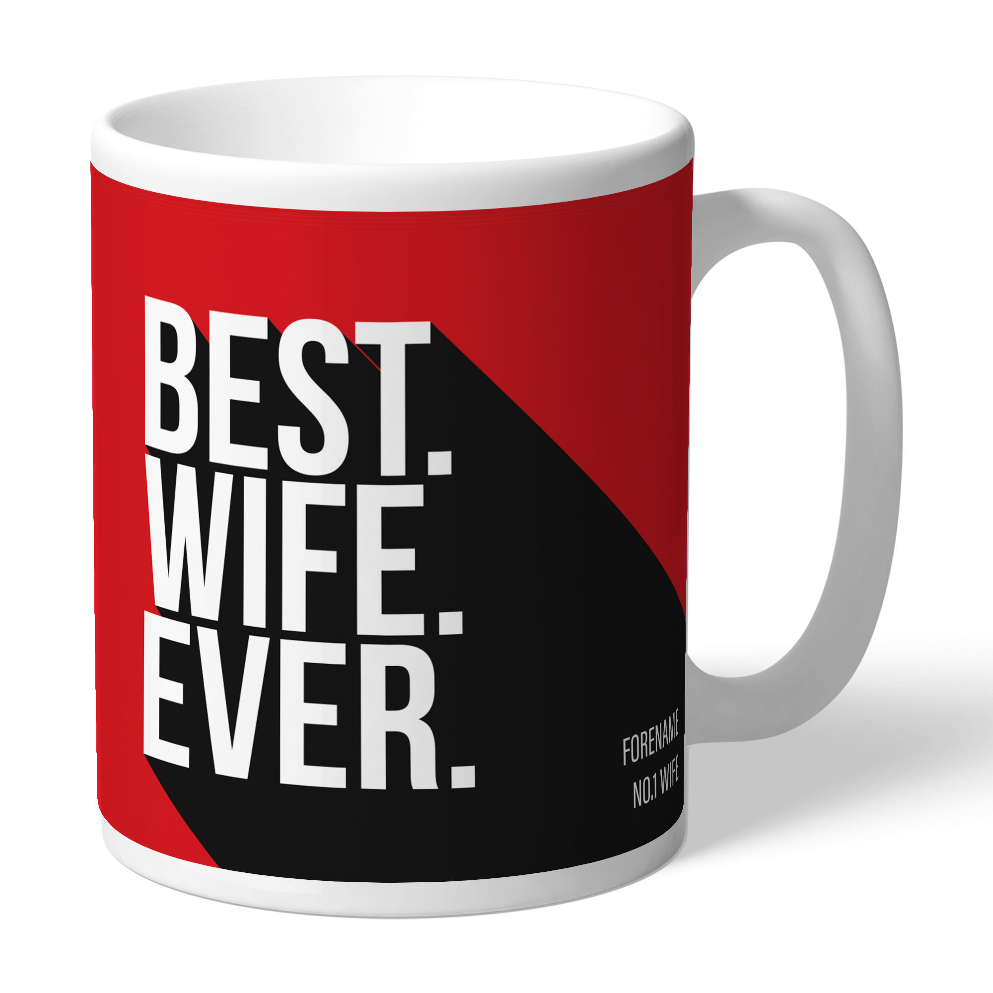 Southampton FC Best Wife Ever Mug