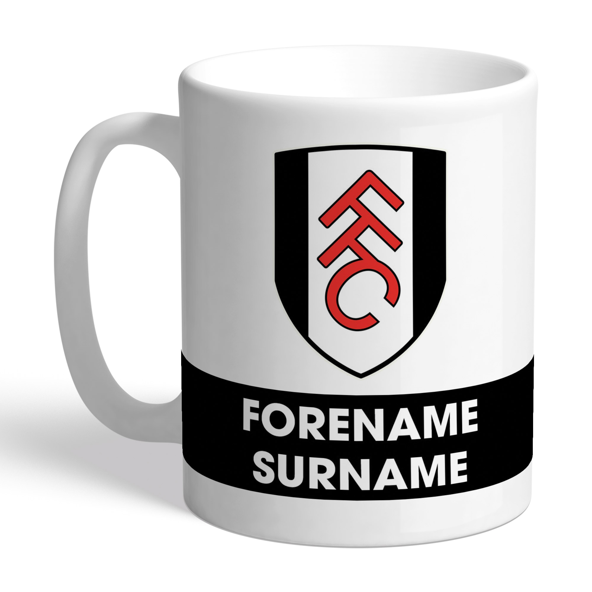 Fulham FC Eat Sleep Drink Mug