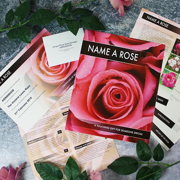 Name a Rose - Budget