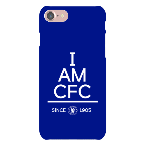 Chelsea FC I Am iPhone 7 Phone Case