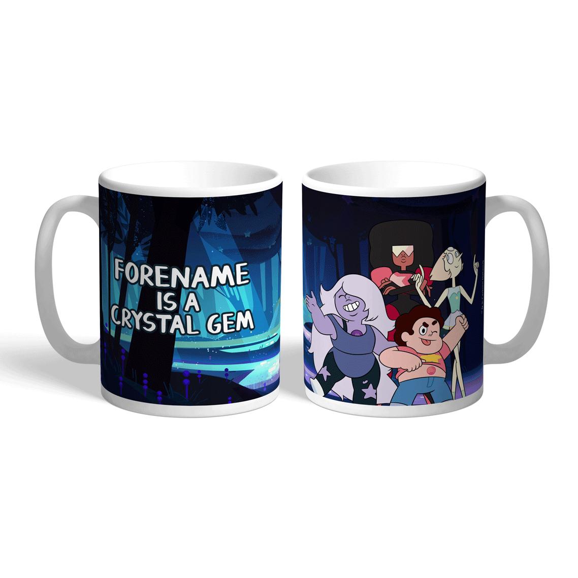 Steven Universe Crystal Gem Mug