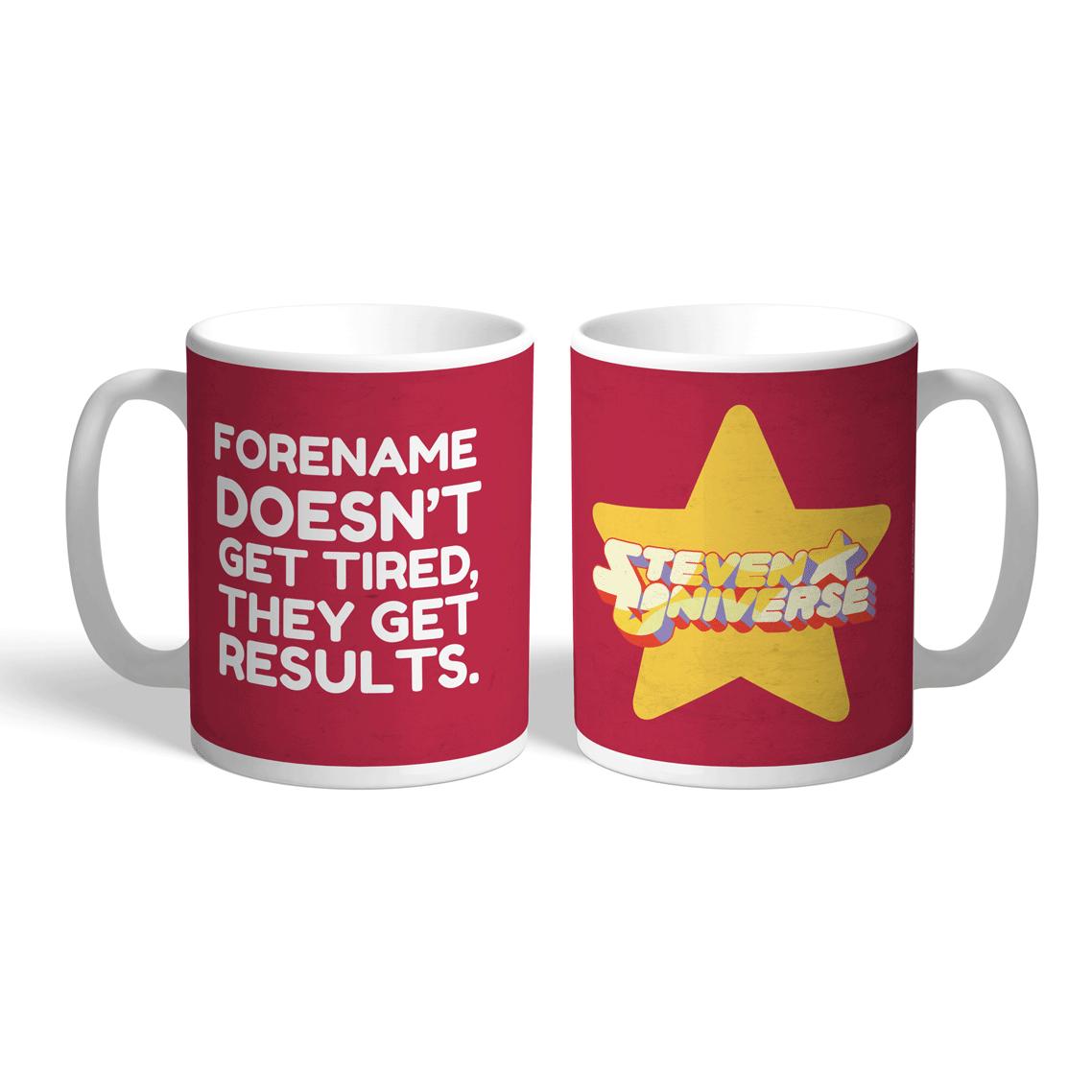 Steven Universe Get Results Mug