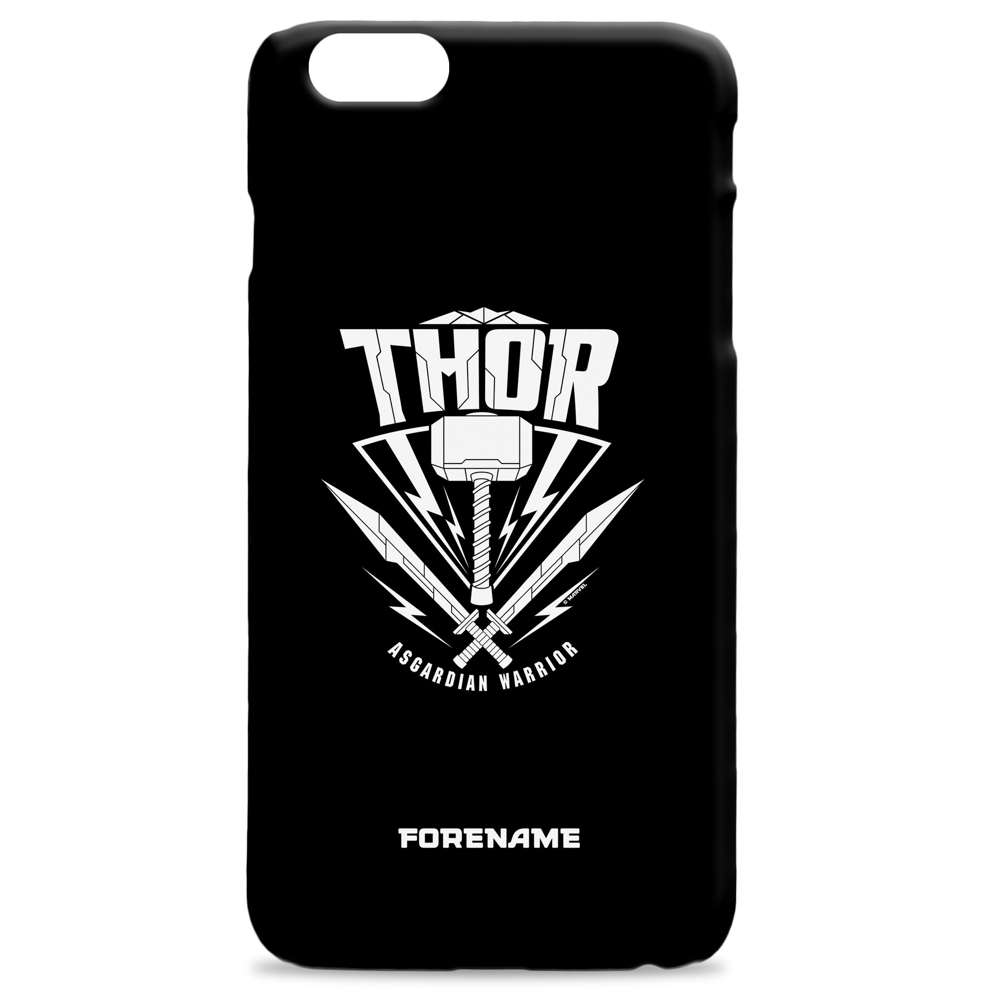Marvel Thor Ragnarok Thor Badge Phone Case