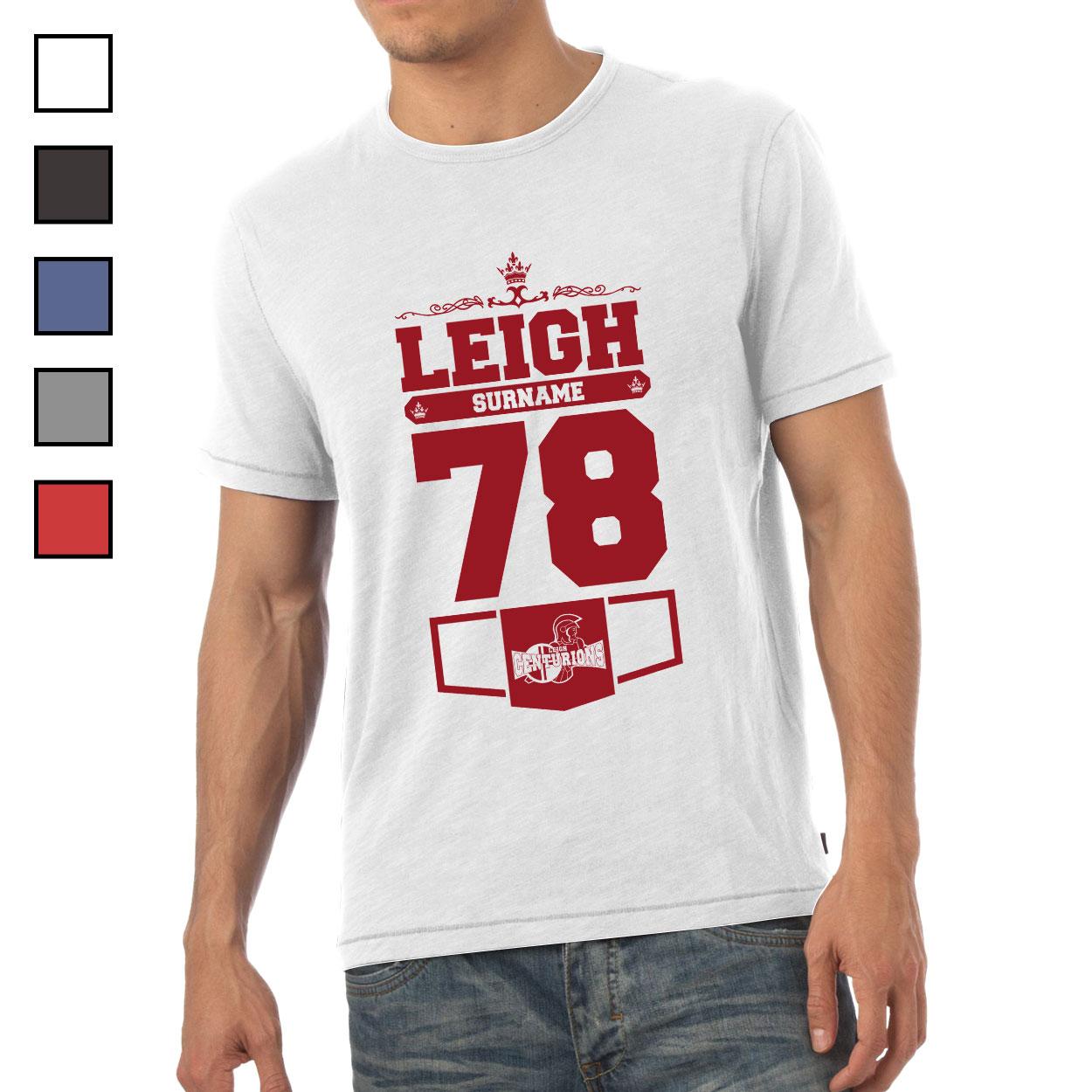 Leigh Centurions Mens Club T-Shirt