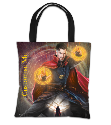 Marvel Doctor Strange 'Sorcerous' Tote Bag