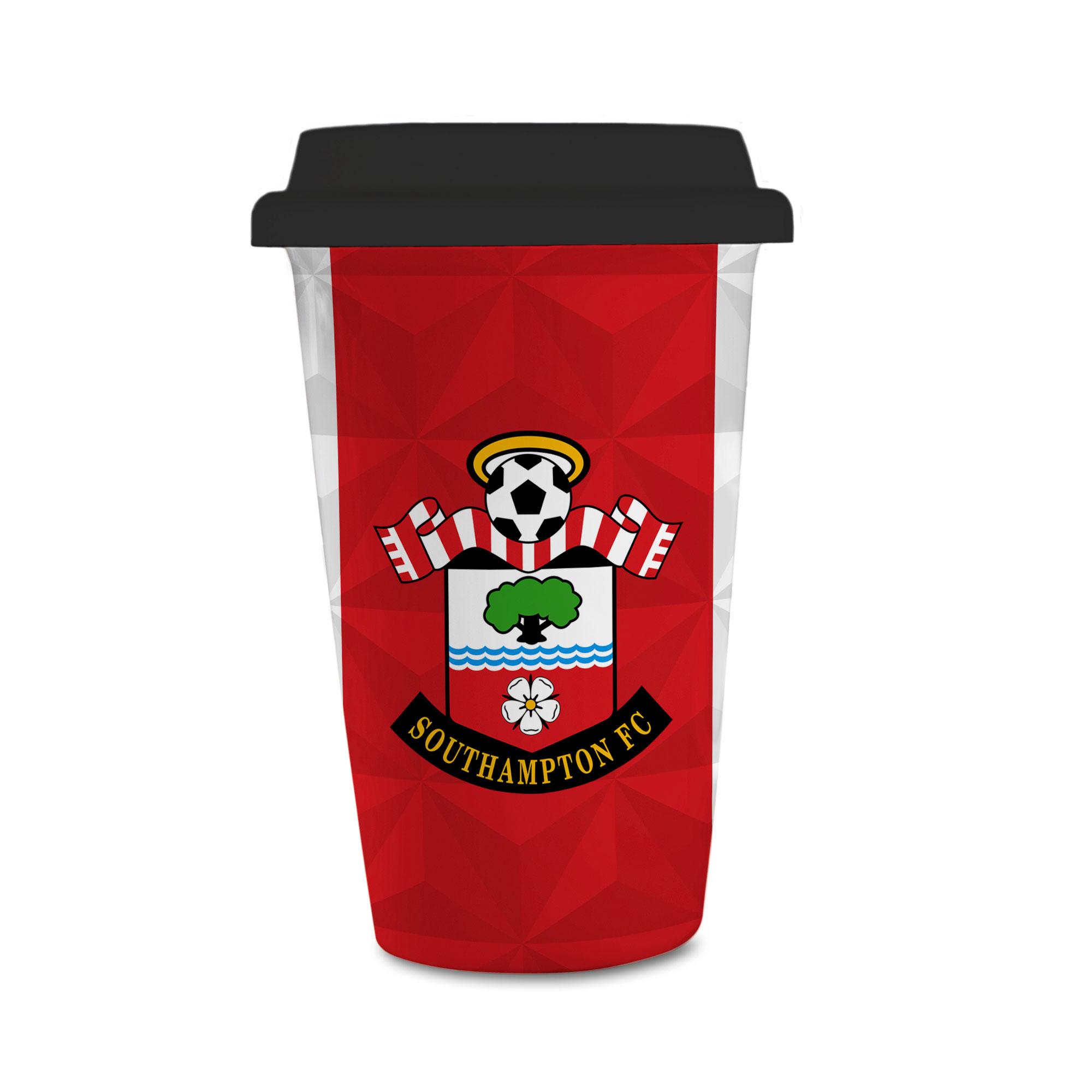 Southampton FC Crest Reusable Cup