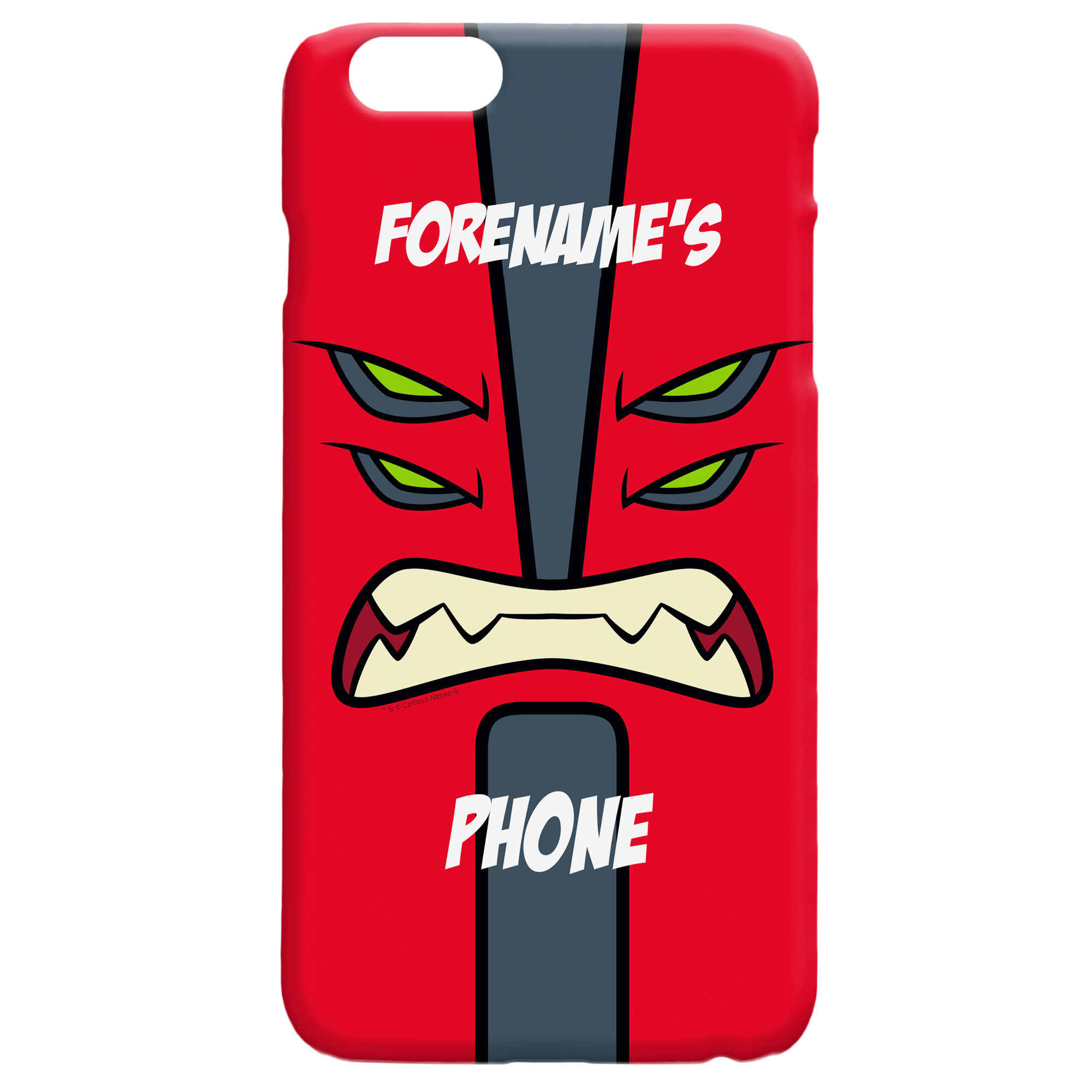 Ben 10 Four Arms iPhone Case