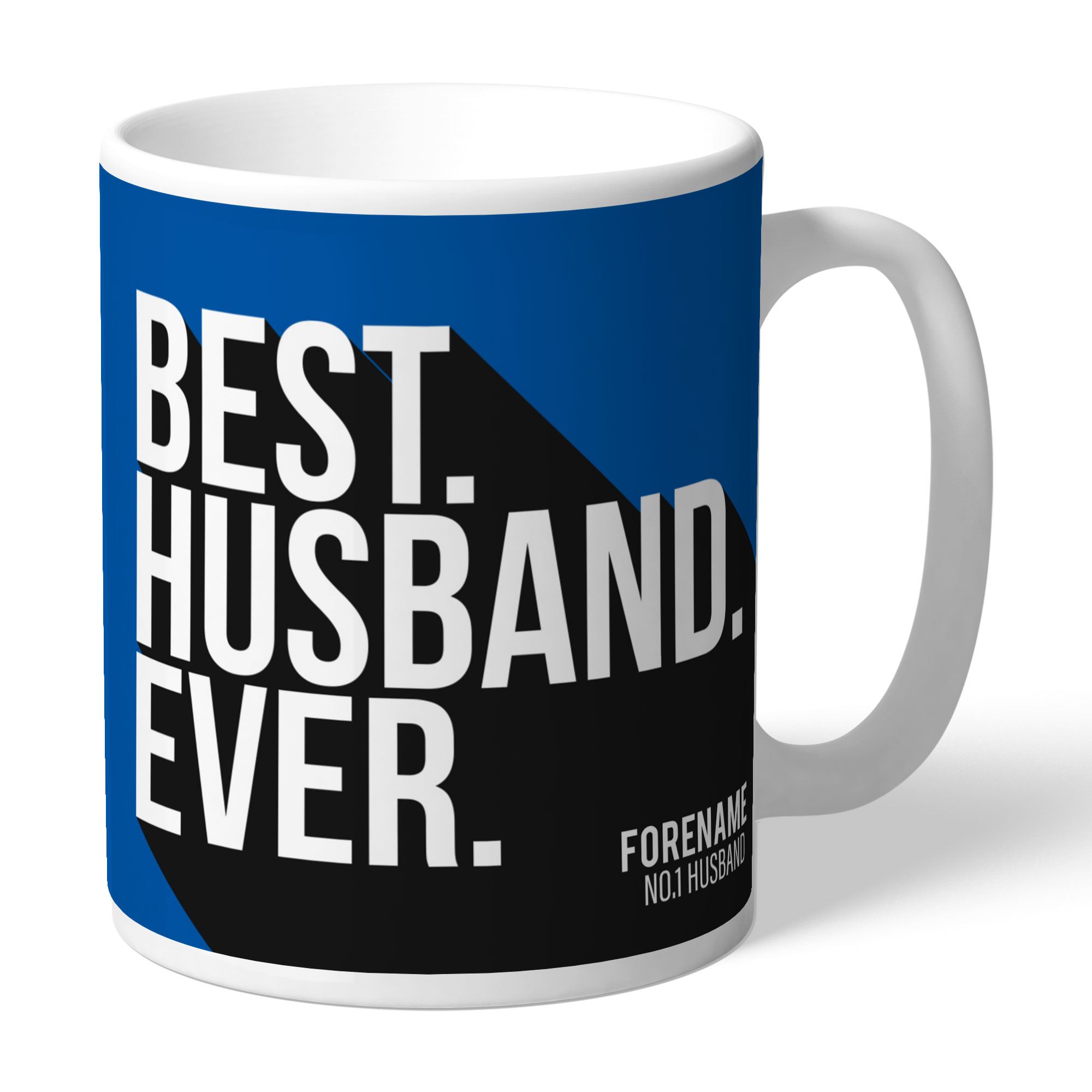 Crystal Palace FC Best Husband Ever Mug