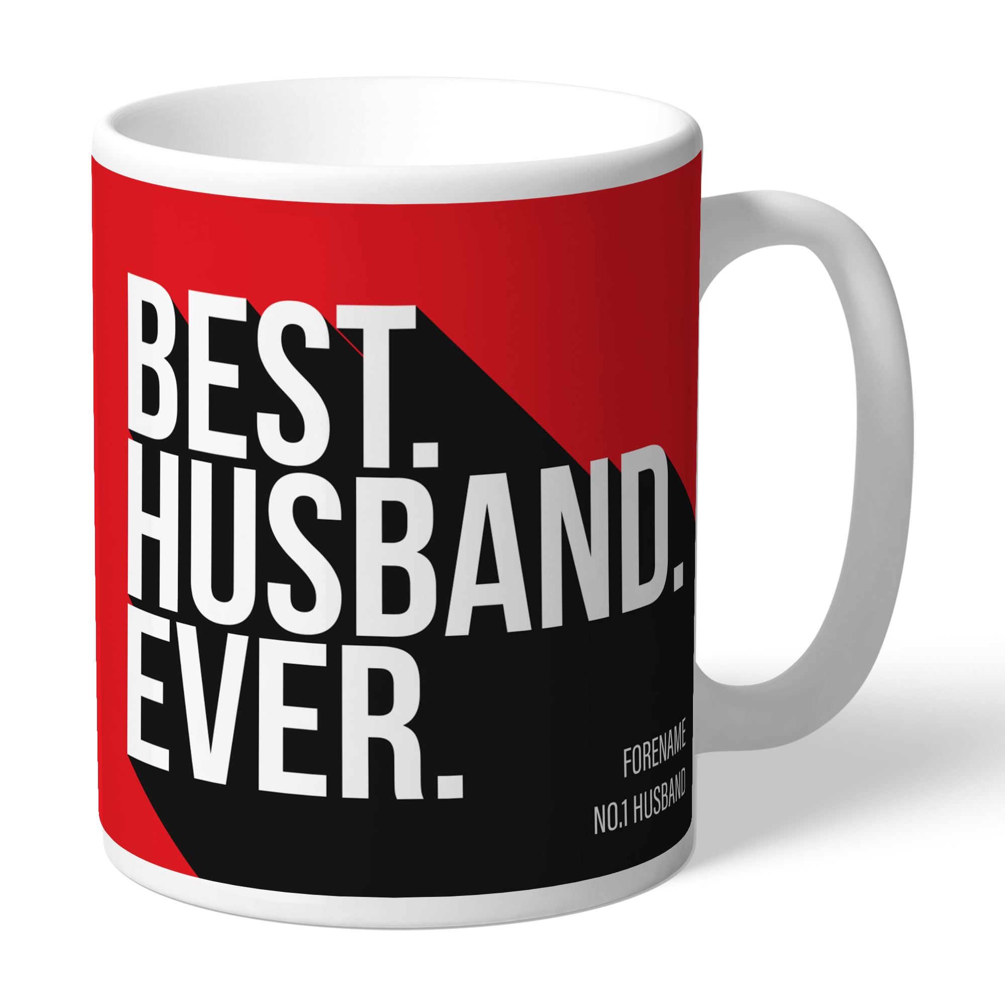 Liverpool FC Best Husband Ever Mug