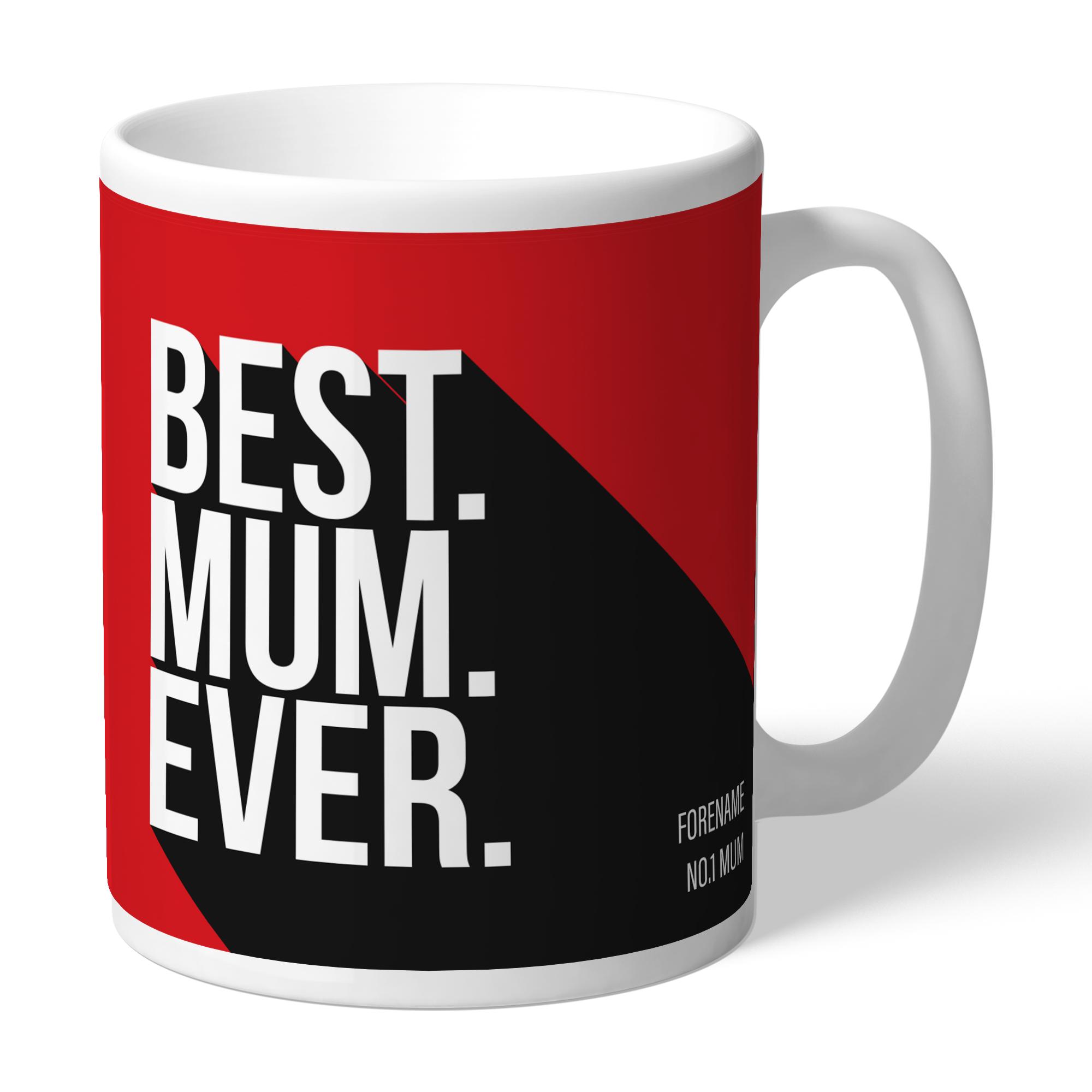 Southampton FC Best Mum Ever Mug