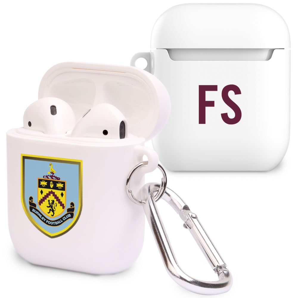 Burnley FC Initials Airpod Case