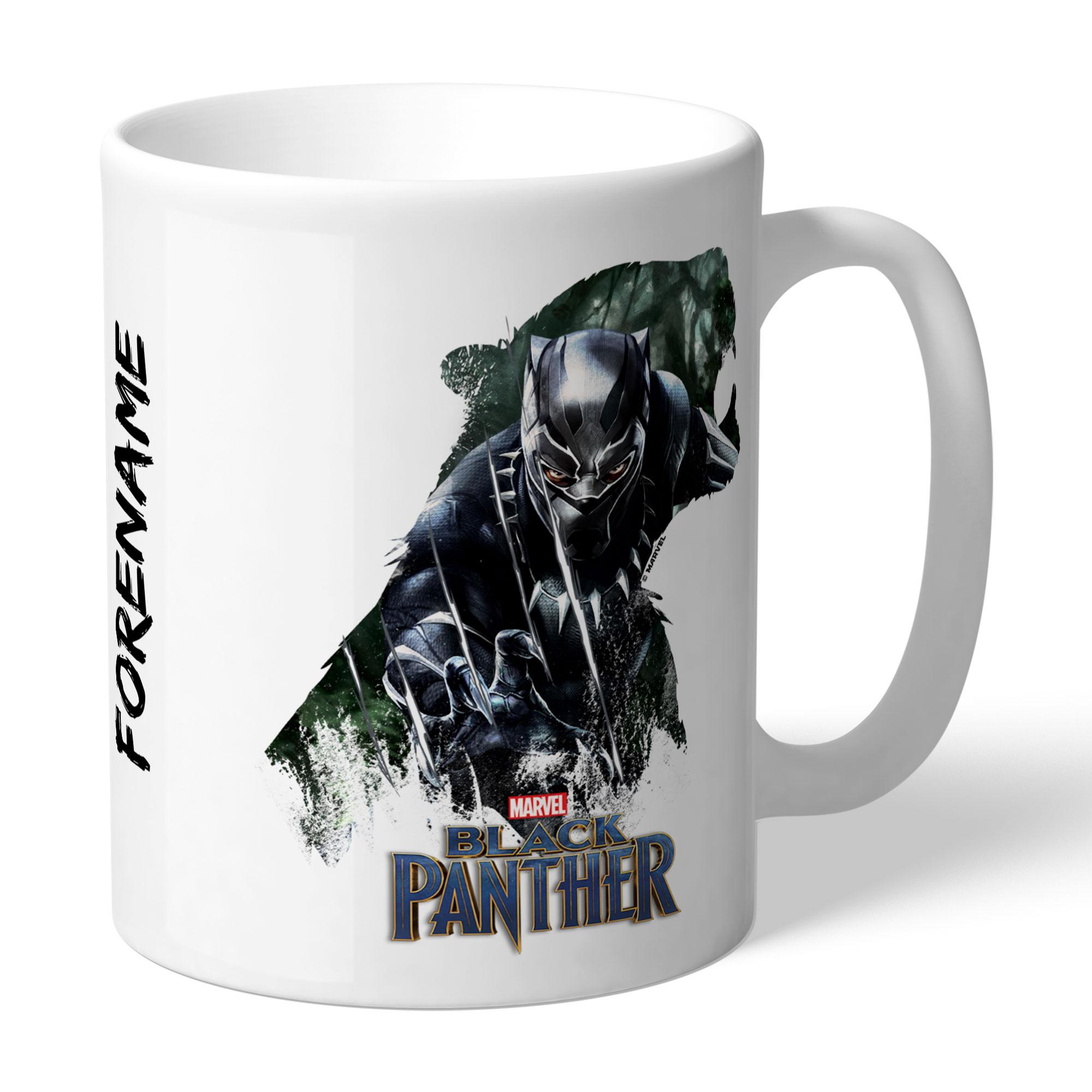 Marvel Black Panther Double Exposure Mug