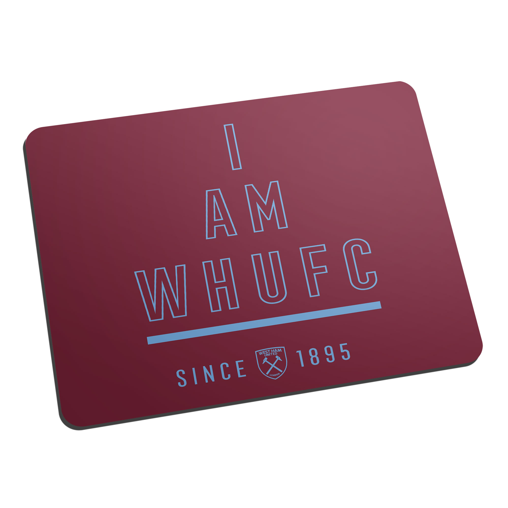 West Ham United FC I Am Mouse Mat