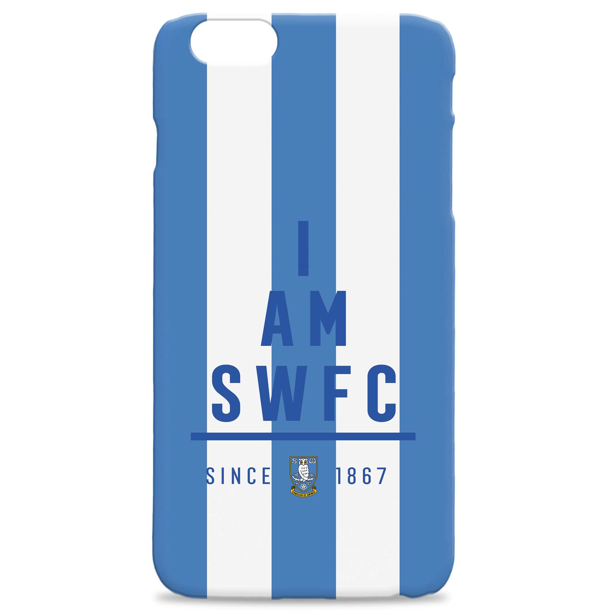 Sheffield Wednesday I Am Phone Case