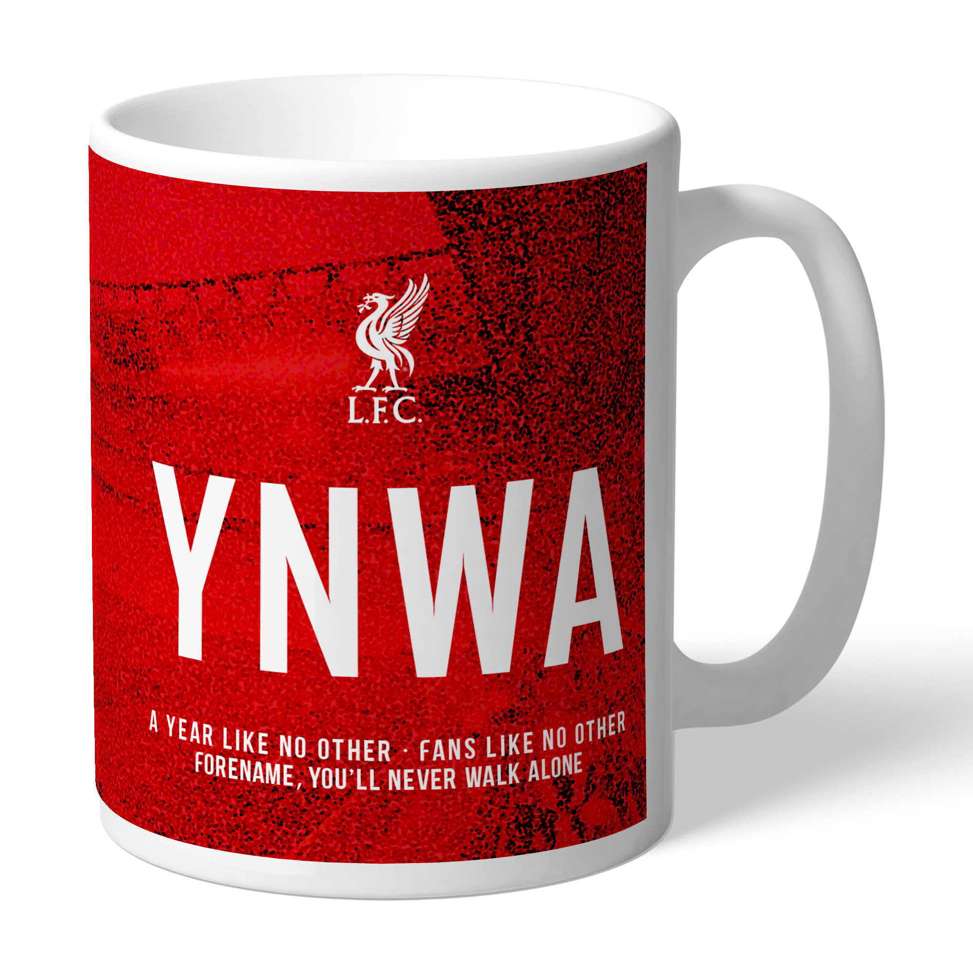 Liverpool FC Champions 2020 YNWA Mug