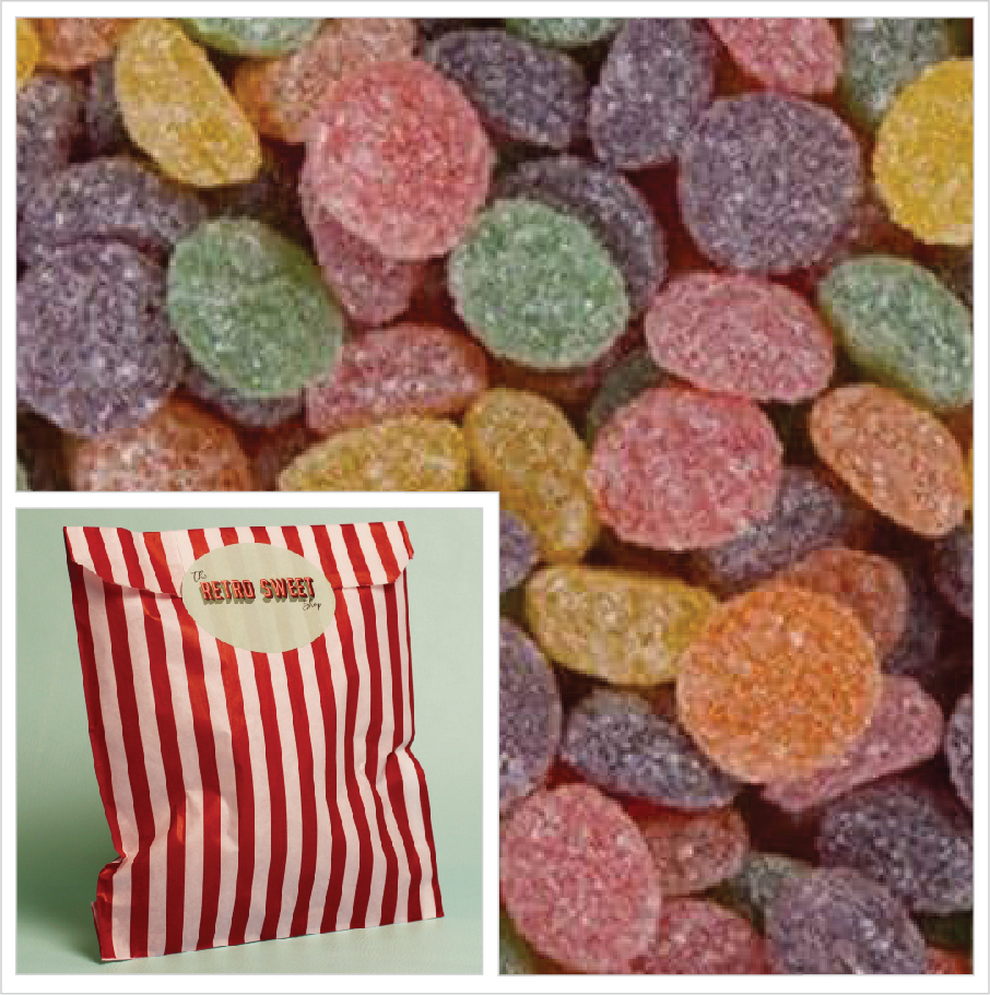 Jelly Tots Sweet Bag