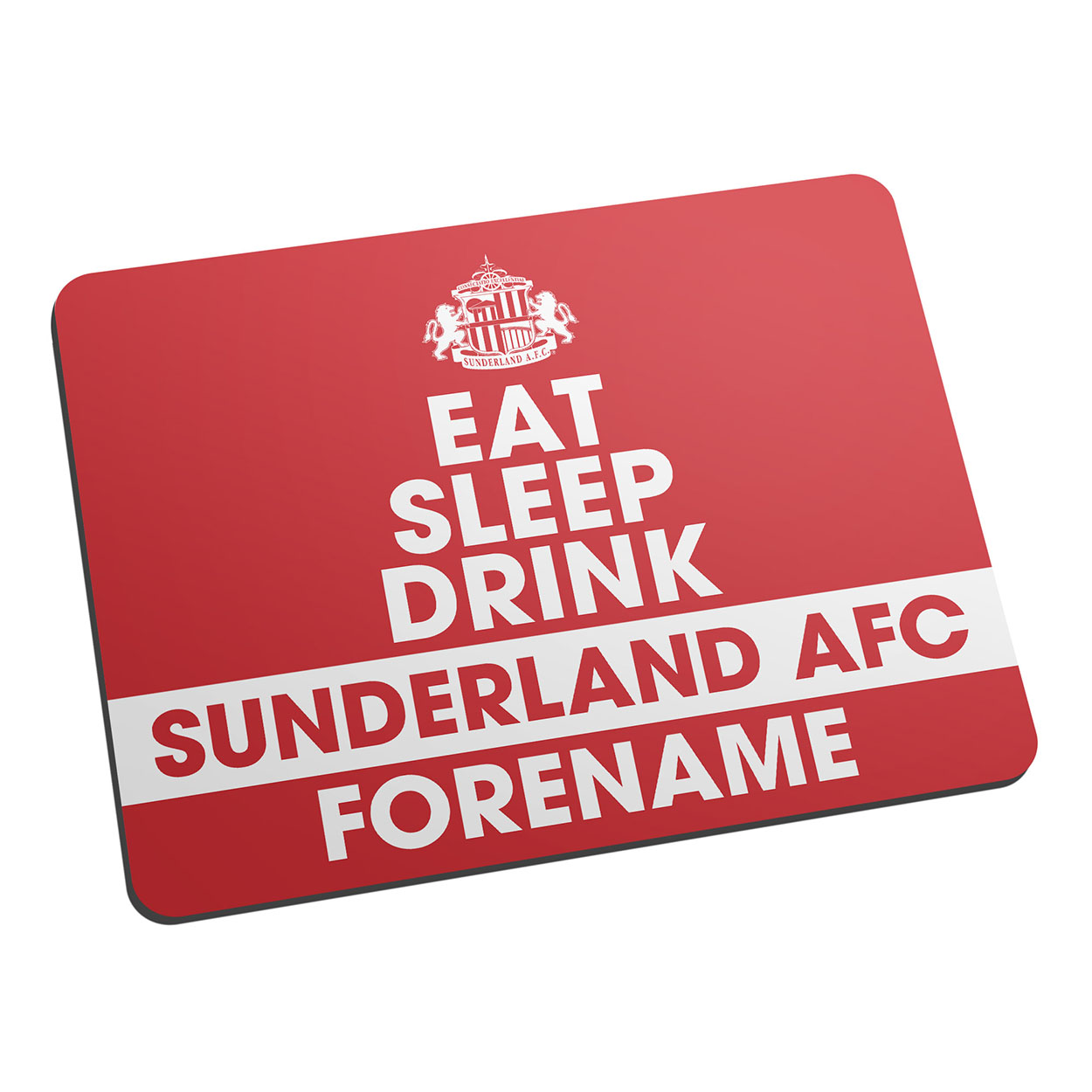 Sunderland AFC Eat Sleep Drink Mouse Mat