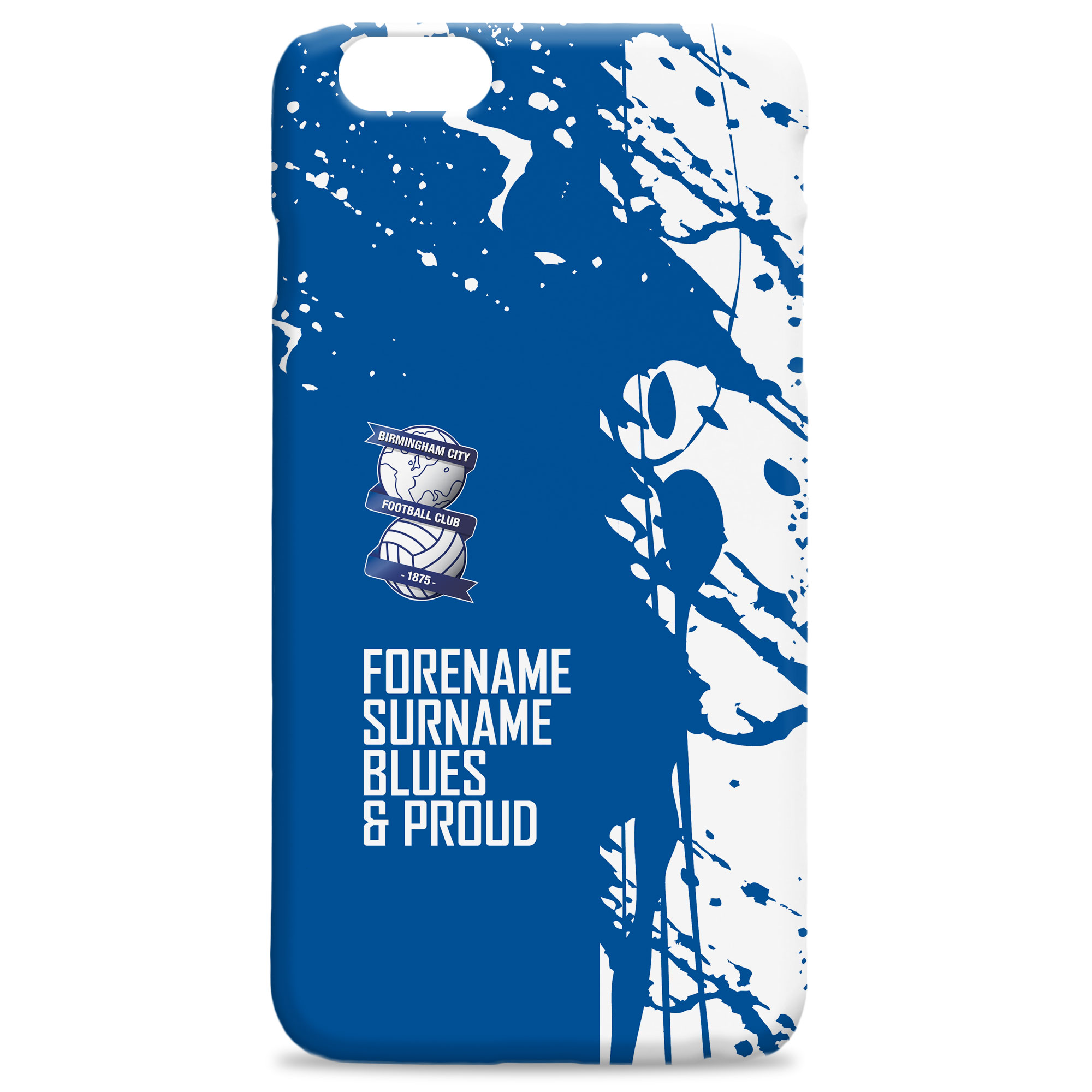 Birmingham City FC Proud Hard Back Phone Case