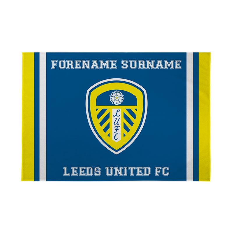 Leeds United FC Crest 6ft x 4ft Banner