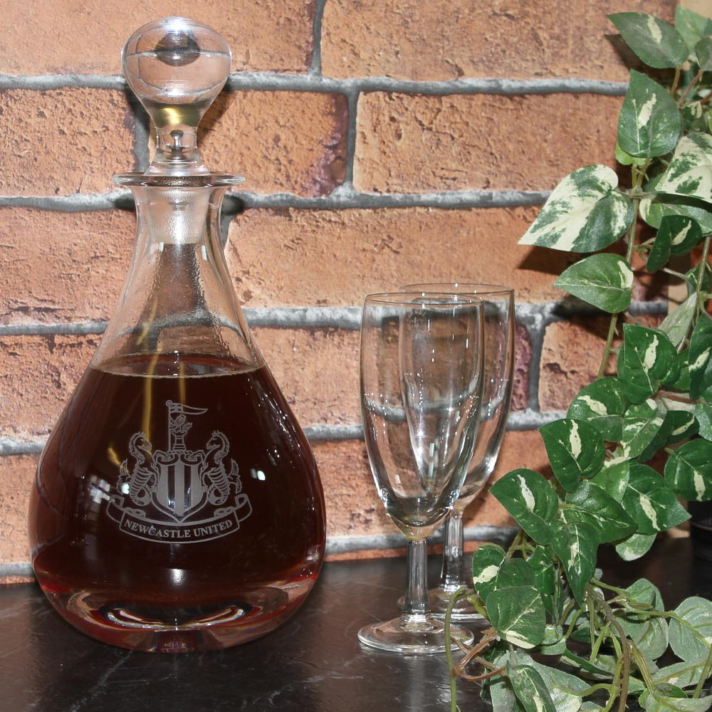 Teardrop Wine Decanter