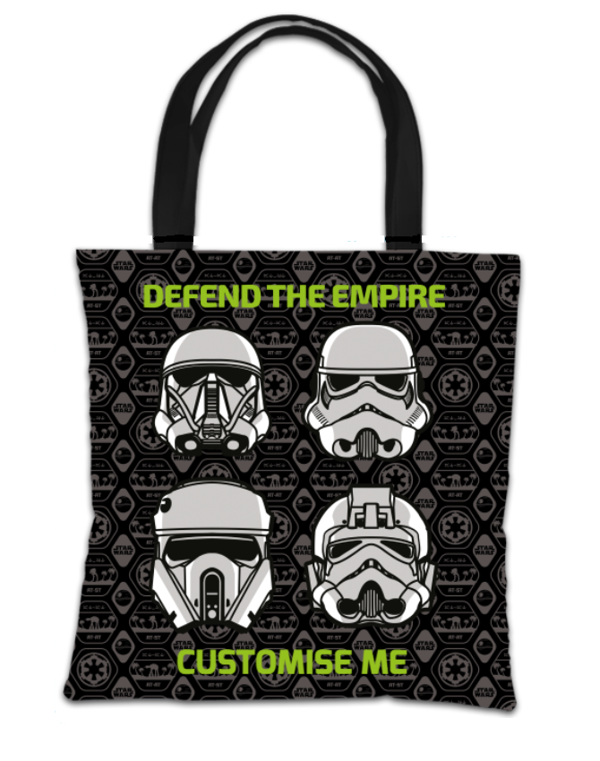 "Star Wars Rogue One ""Defend The Empire"" Tote Bag"
