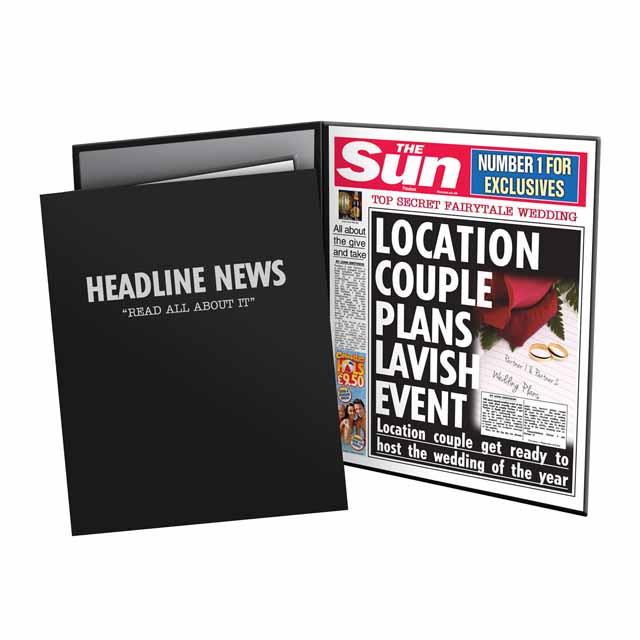 The Sun Engagement News Folder