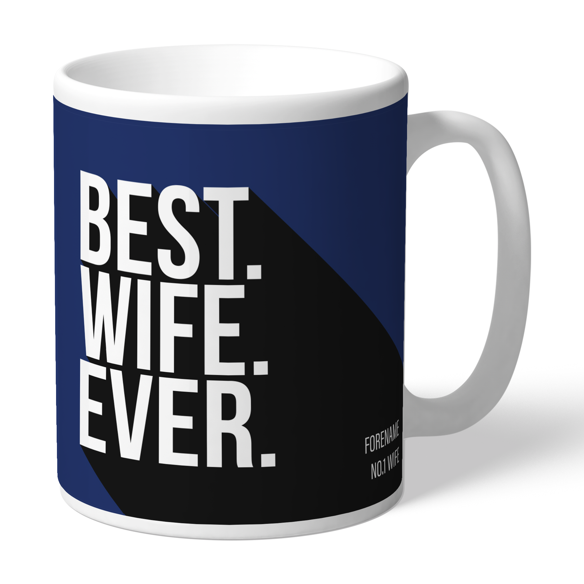 West Bromwich Albion FC Best Wife Ever Mug