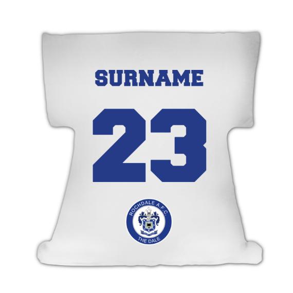 Rochdale AFC Crest Cushion