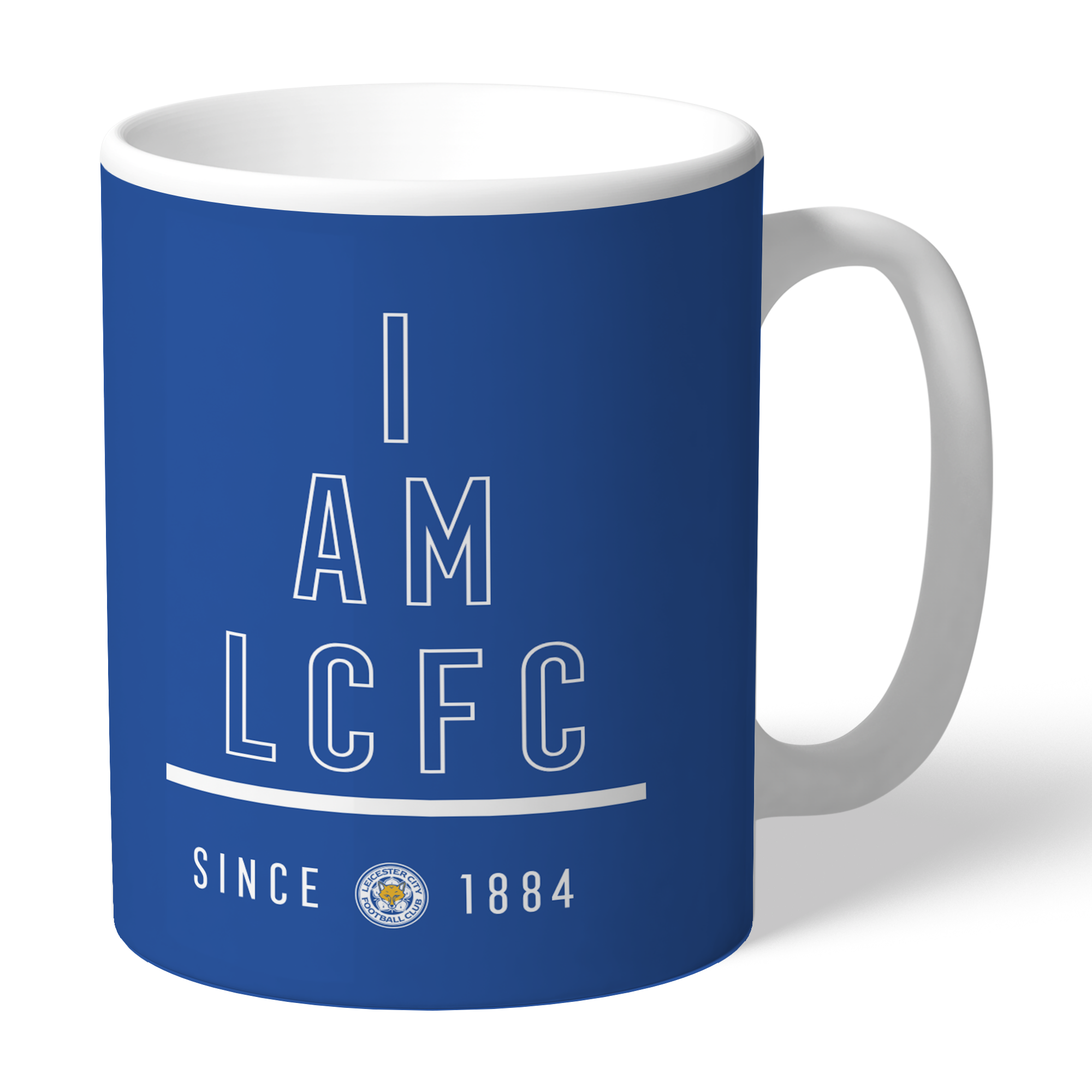 Leicester City FC I Am Mug