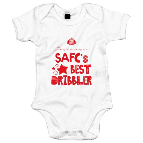 Sunderland AFC Best Dribbler Baby Bodysuit