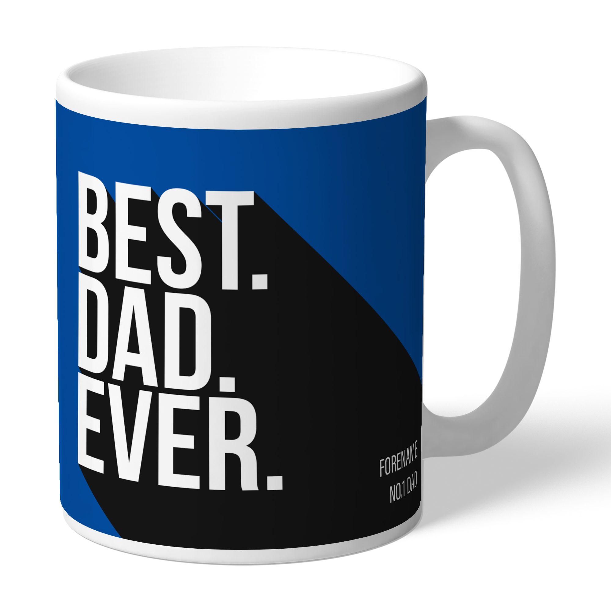 Reading Best Dad Ever Mug