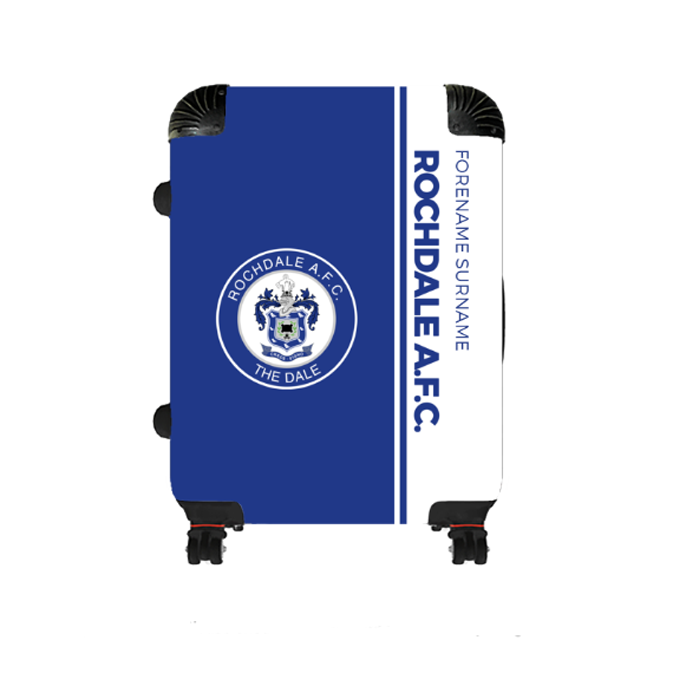 Rochdale AFC Crest Medium Suitcase