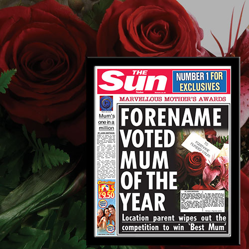 The Sun Best Mum News