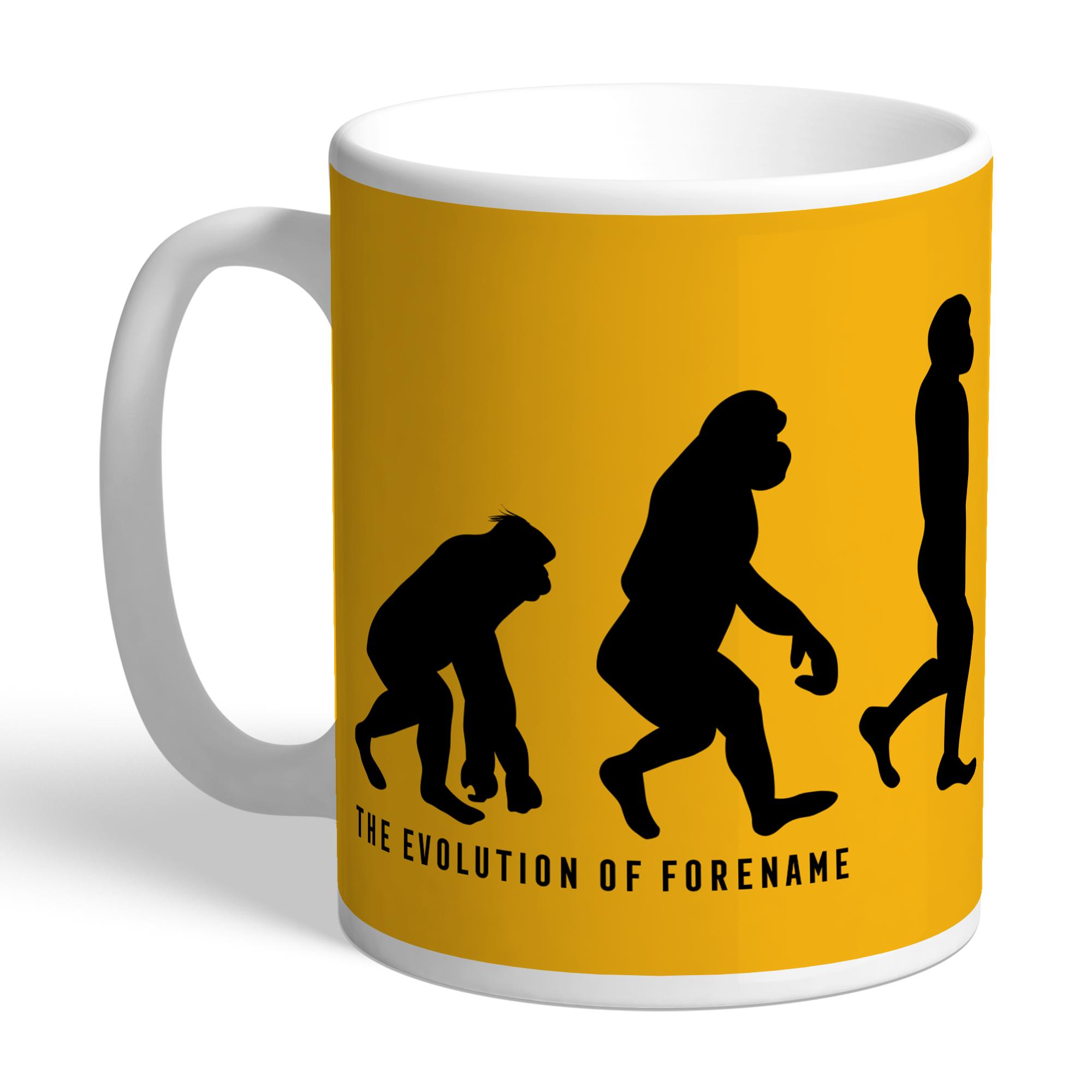 Wolverhampton Wanderers FC Evolution Mug