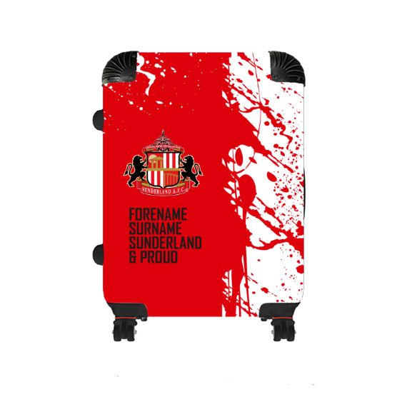 Sunderland Proud Medium Suitcase