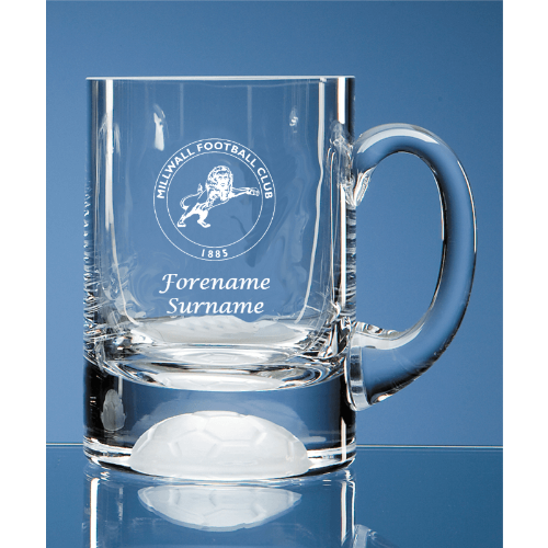 Millwall FC Ball Base Tankard