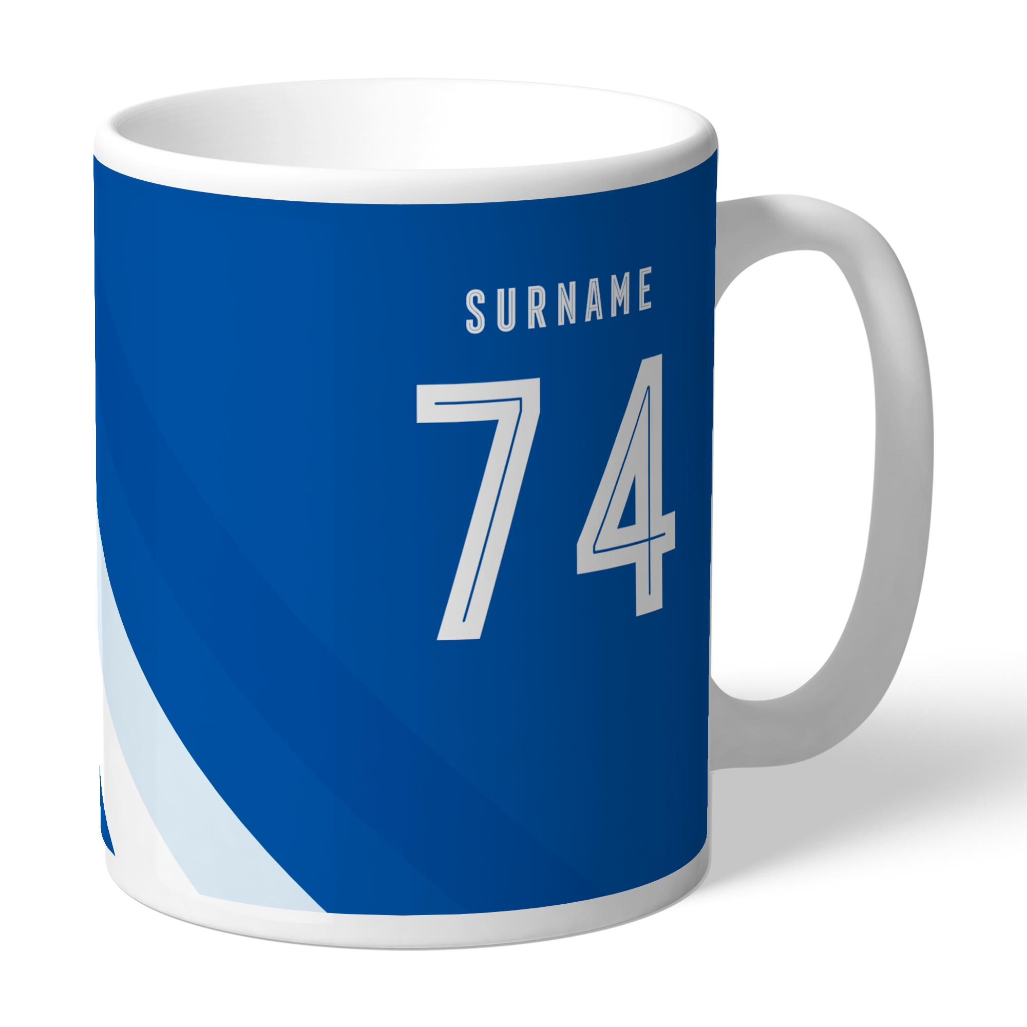 Queens Park Rangers FC Stripe Mug