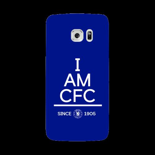 Chelsea FC I Am Samsung Galaxy S7 Edge Phone Case