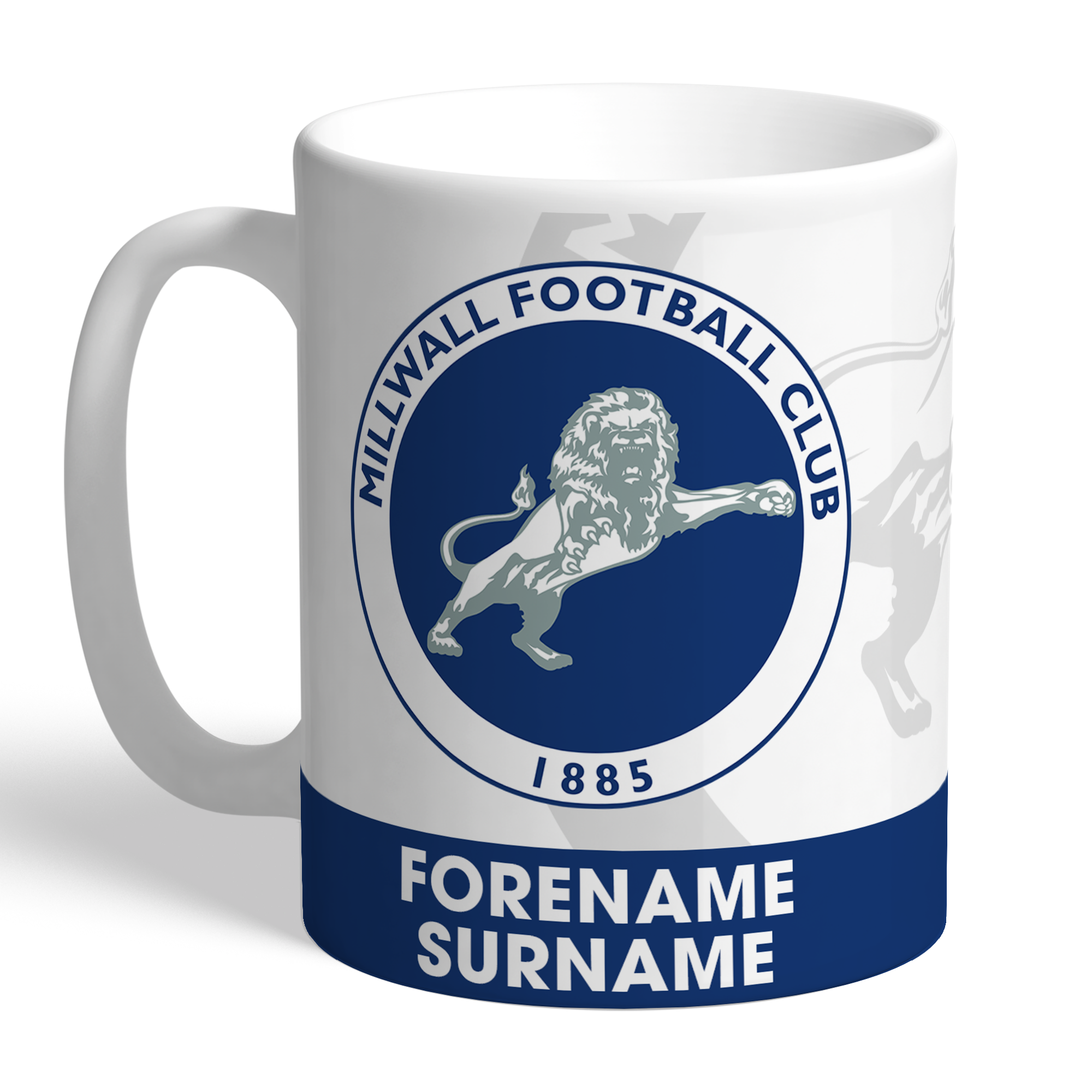 Millwall Bold Crest Mug