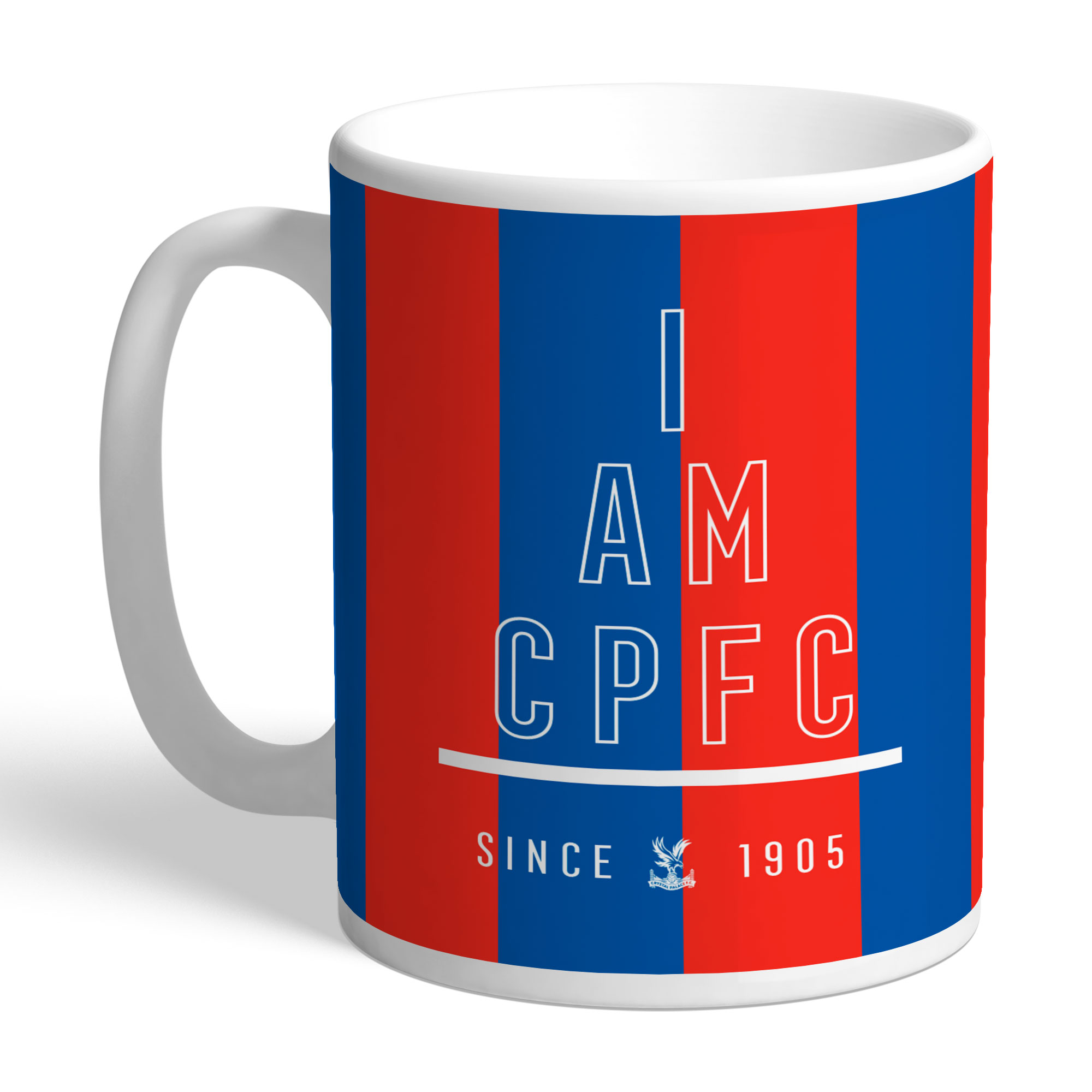 Crystal Palace FC I Am Mug