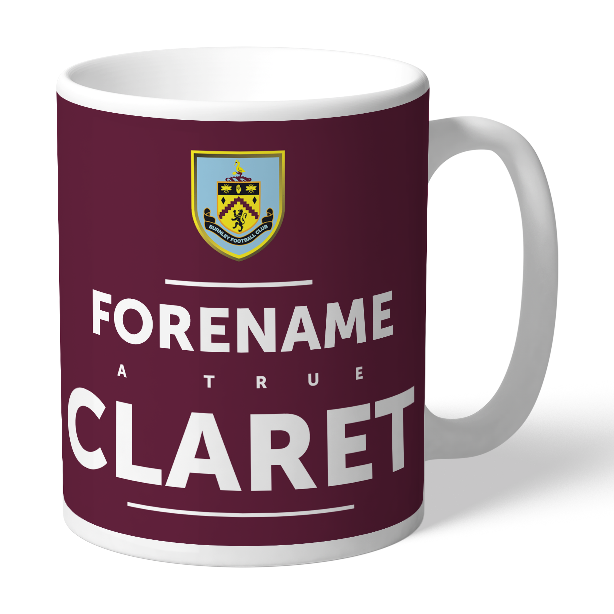 Burnley FC True Mug